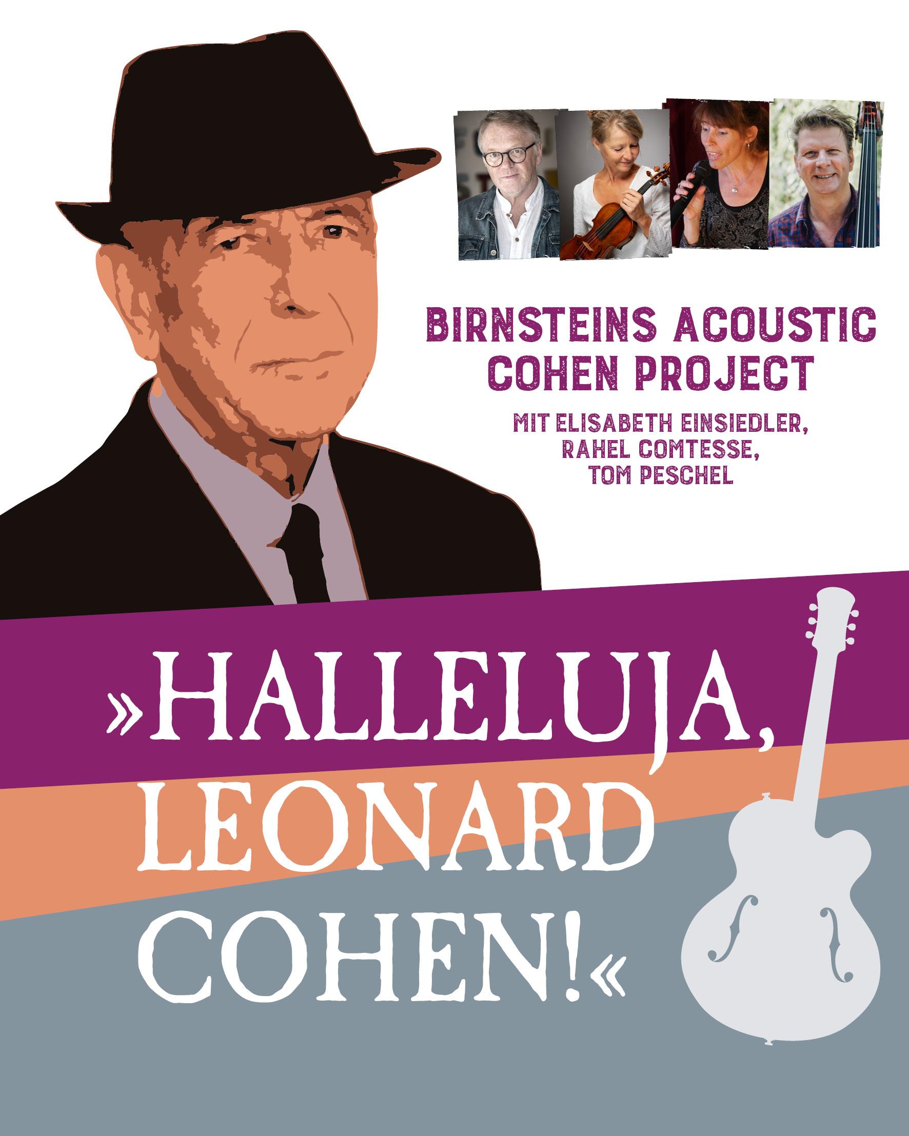 Uwe Birnsteins Acoustic Cohen Project