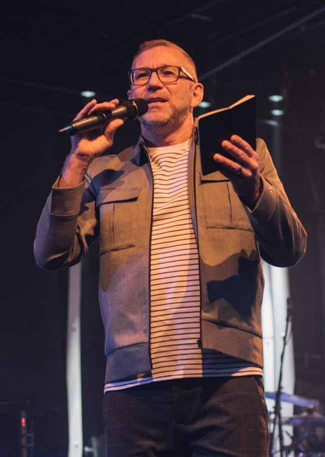 Dave Gilpin