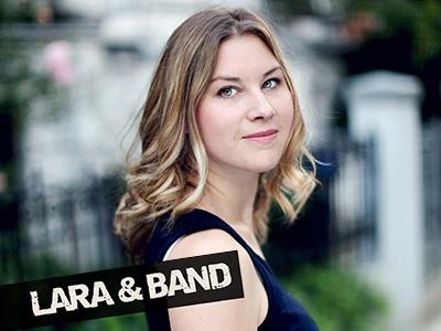 Lara Neumann und Band