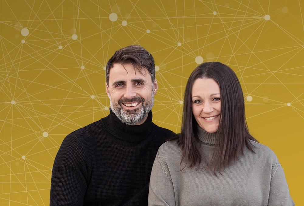 Daniela und Tobi Stricker