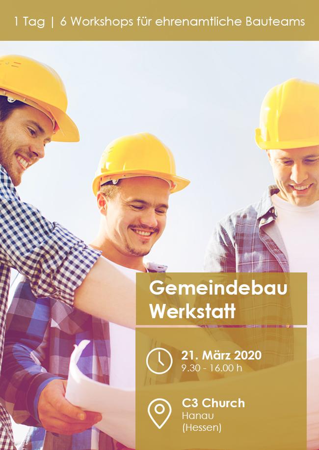 Gemeindebau Werkstatt