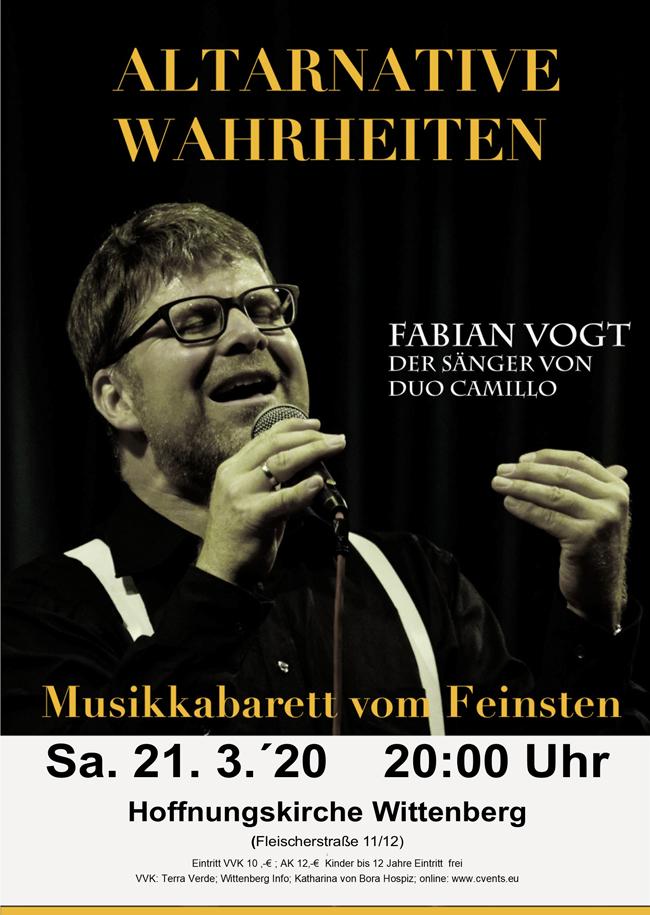 Fabian Vogt von Duo Camillo