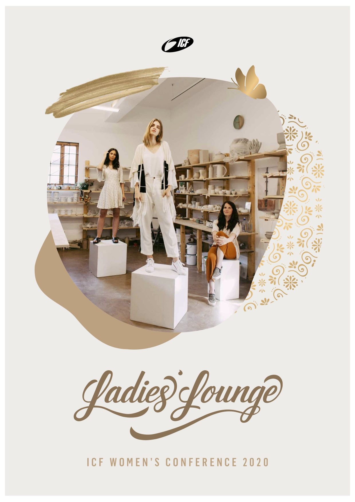 ICF Ladies Lounge 2020/2021