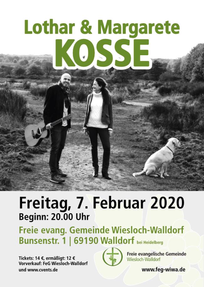 Lothar & Margarete Kosse