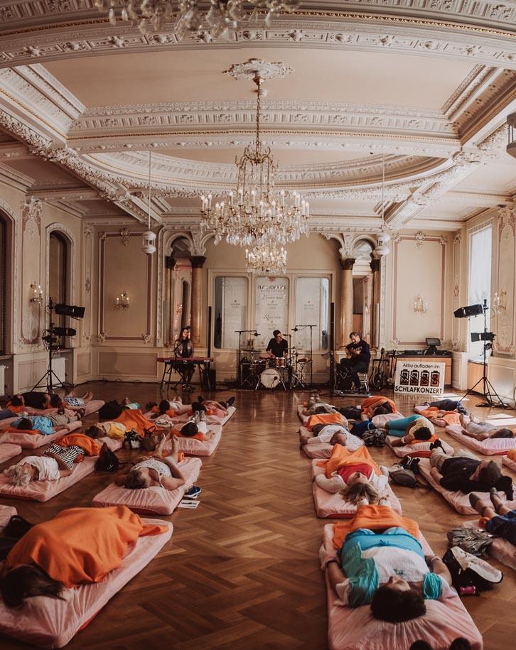 Ladies Night Schlafkonzert