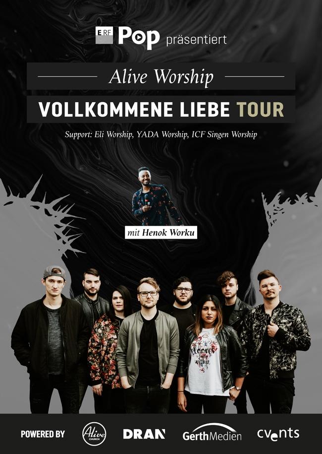 Vollkommene Liebe Tour