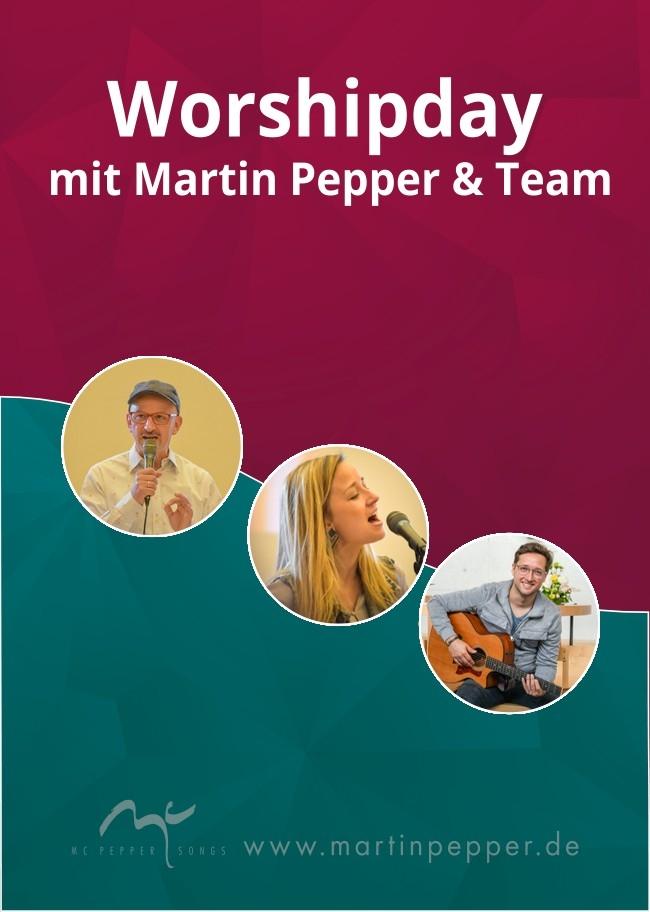 Worship Day mit Martin Pepper & Team