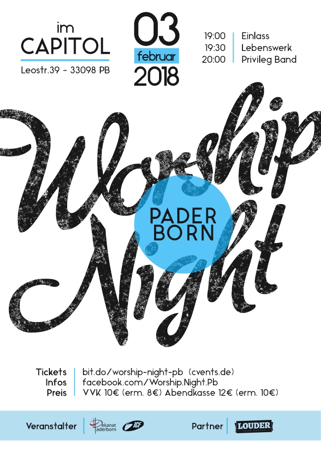 Worship Night Paderborn