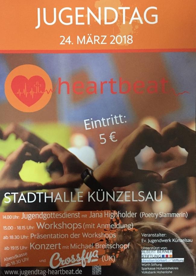 Jugendtag Heartbeat