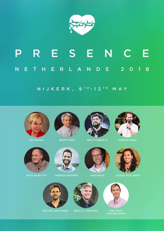 Presence Conference 2018