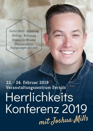 Herrlichkeitskonferenz 2019