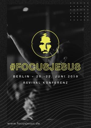 Focus Jesus