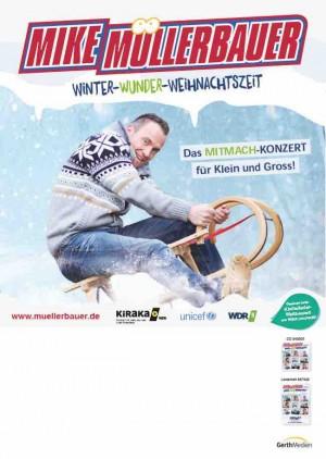 Mike Müllerbauer - Winter-Wunder-Weihnachtszeit
