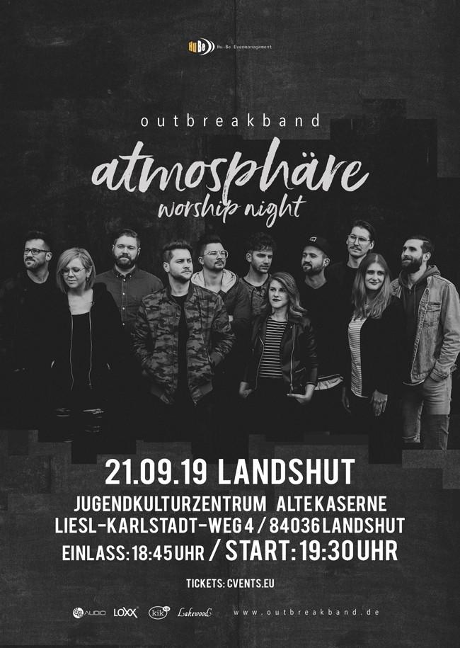 Worship Night mit der Outbreakband