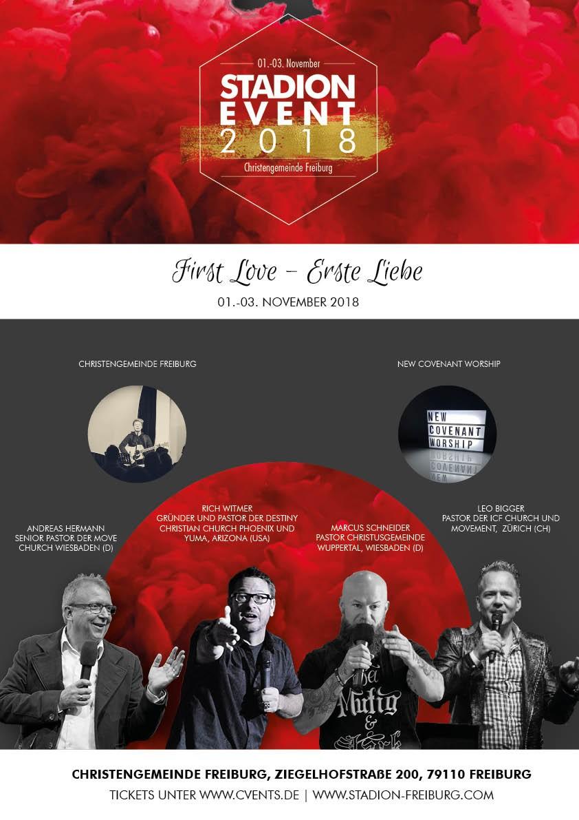 Stadion-Event 2018