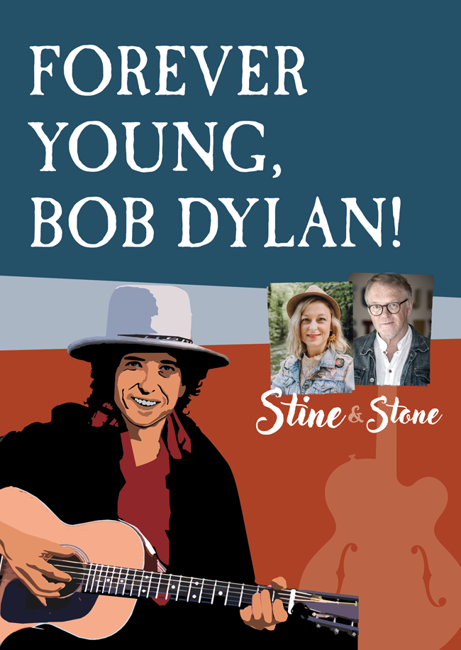 Forever Young, Bob Dylan!
