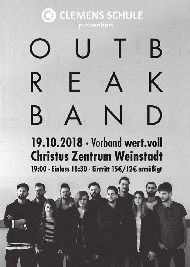 Outbreakband - Worship Night