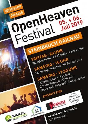 OpenHeaven Festival