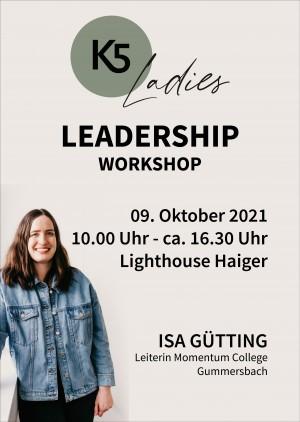 K5 Ladies Leadership Workshop