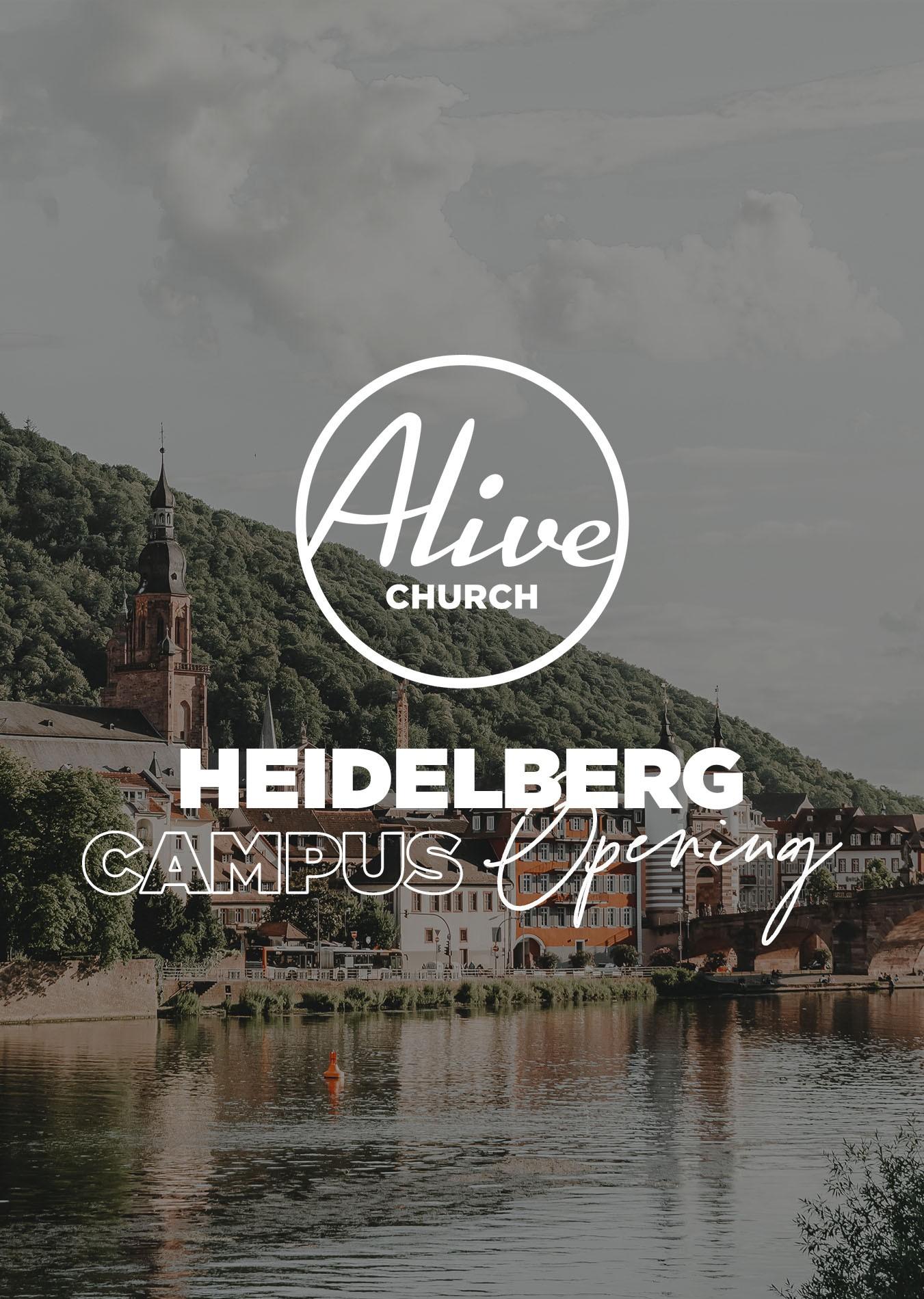 Campus Opening / Heart Encounter Worship Night