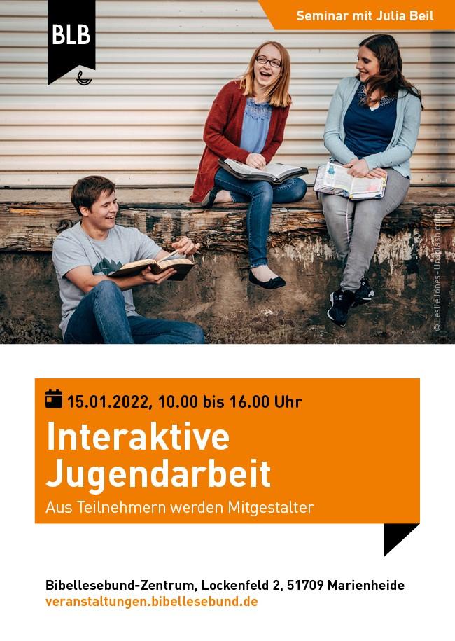 Interaktive Jugendarbeit