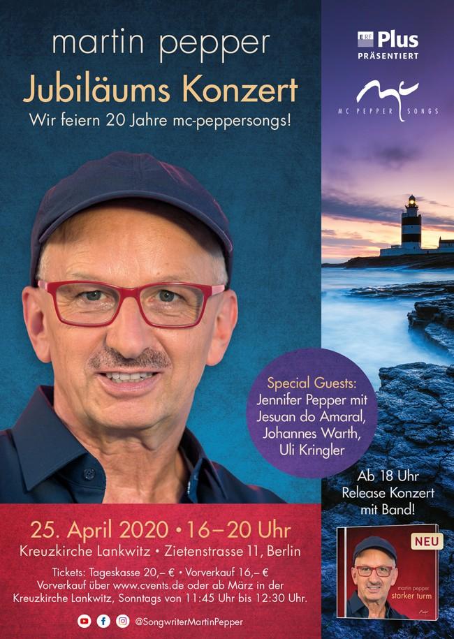 Jubiläumskonzert & Record Release