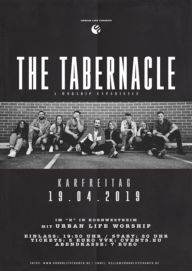The Tabernacle - Worship Night