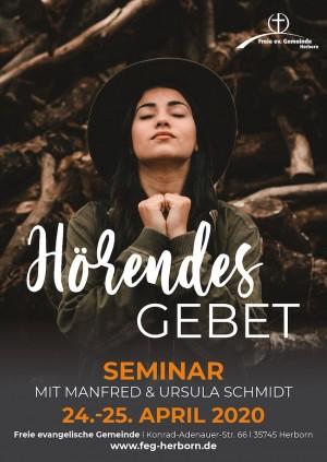 "Seminar ""Hörendes Gebet"""