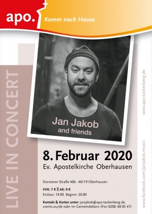 Jan Jakob and friends