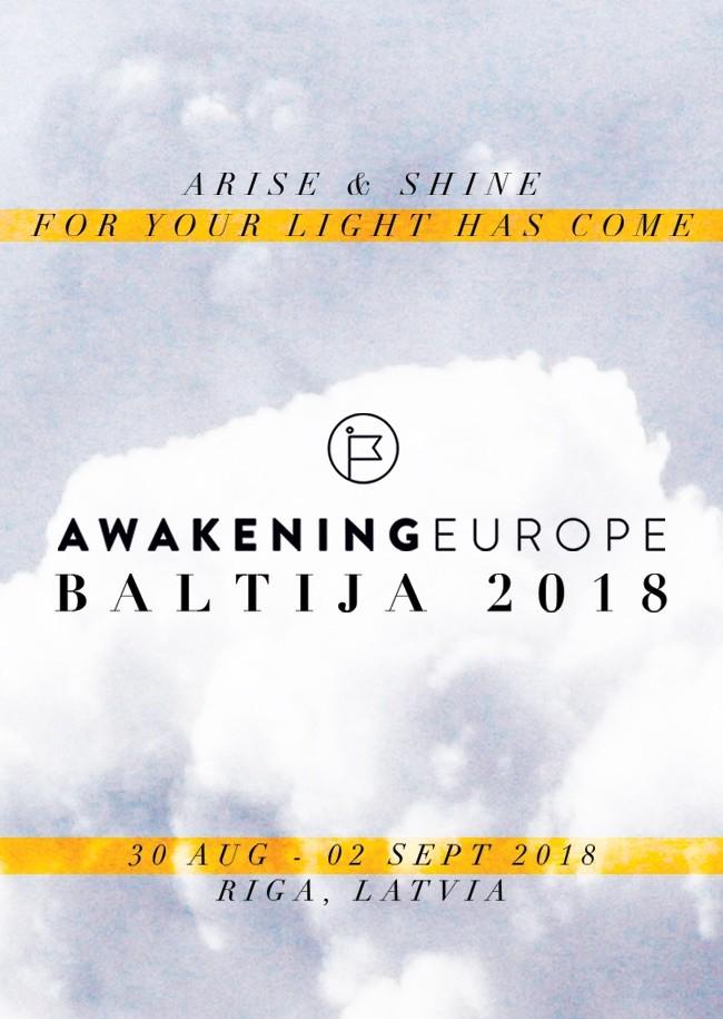 Awakening Europe Baltija