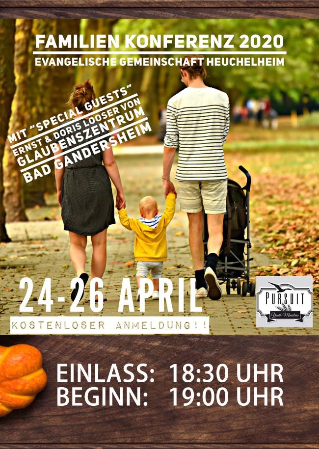 Familien Konferenz 2020
