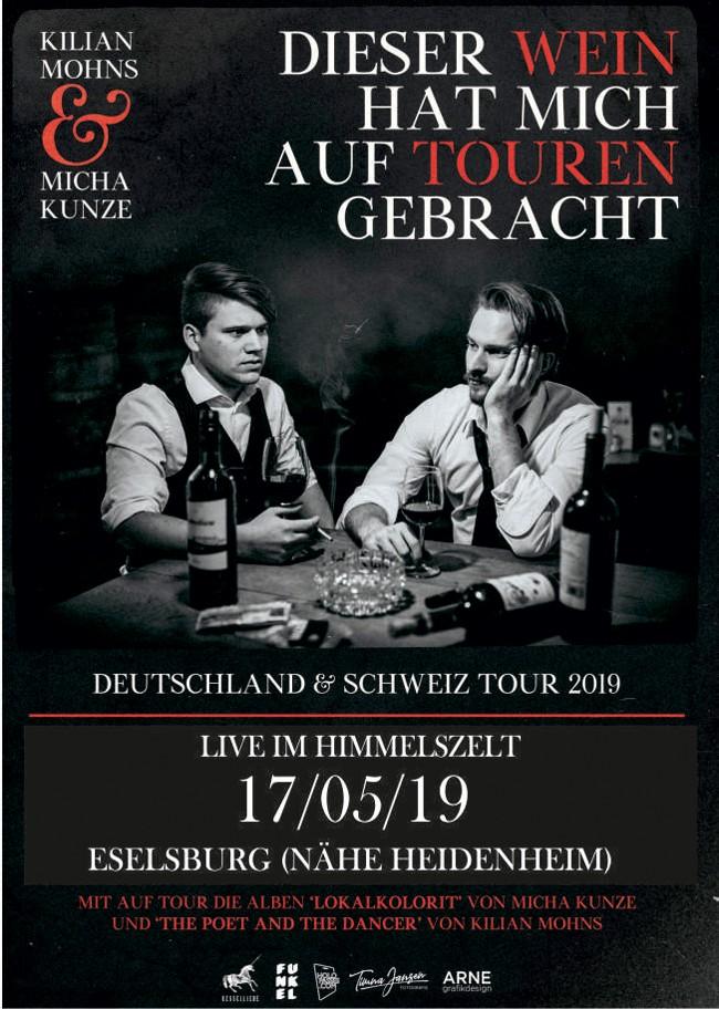 KILIAN MOHNS & MICHA KUNZE