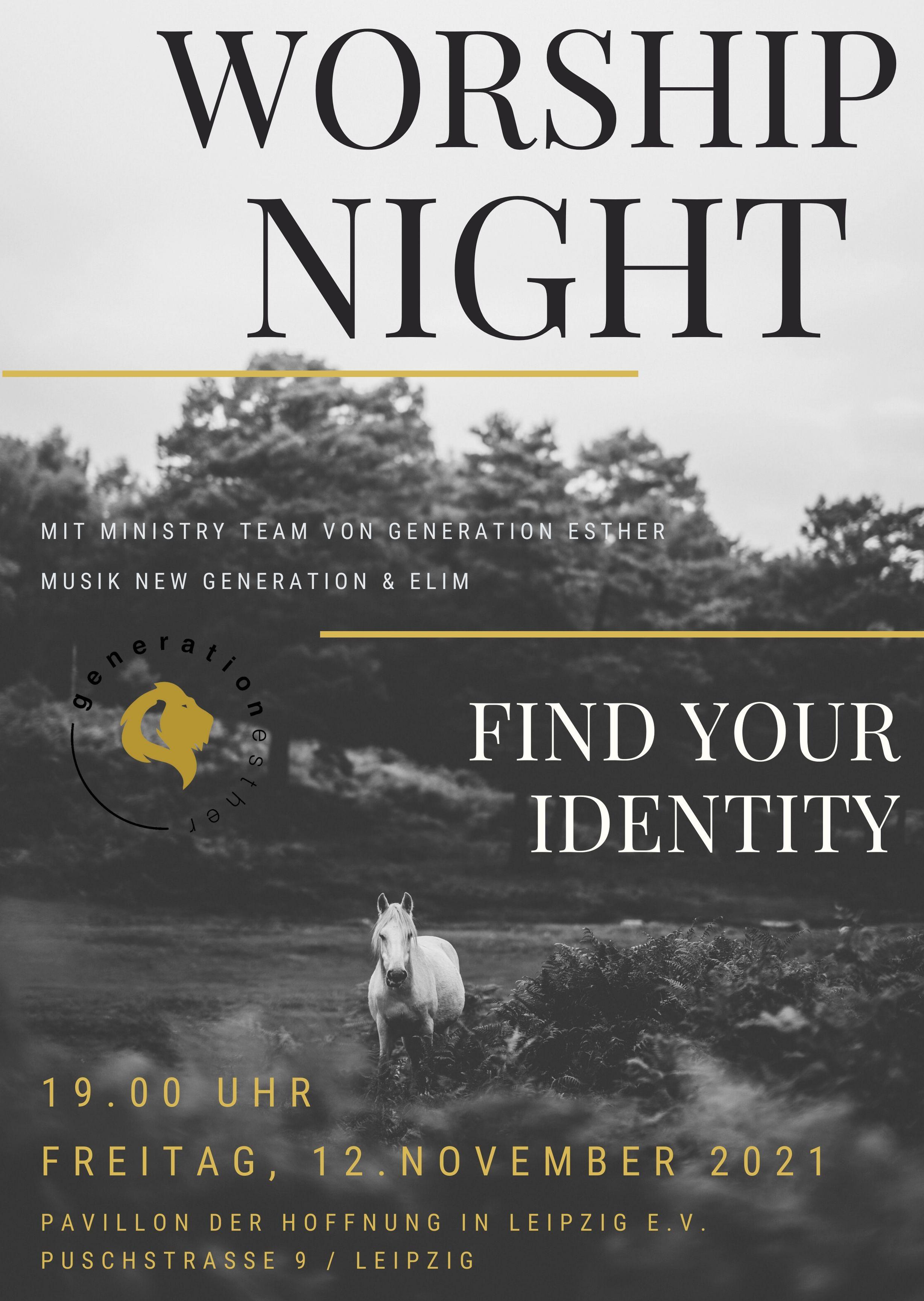 ENCOUNTER WORSHIP NIGHT