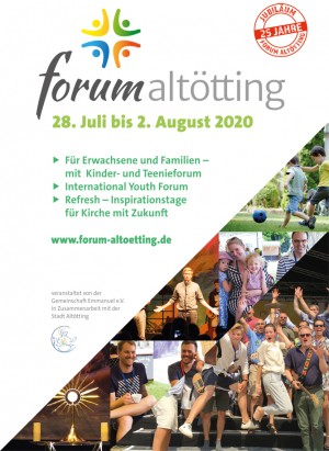 25. Internationales Forum Altötting