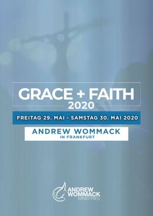 Conférence Grâce + Foi 2020