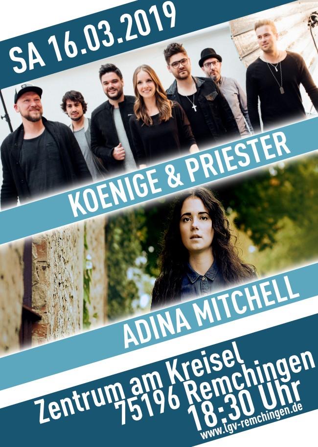 Koenige&Priester + Adina Mitchell