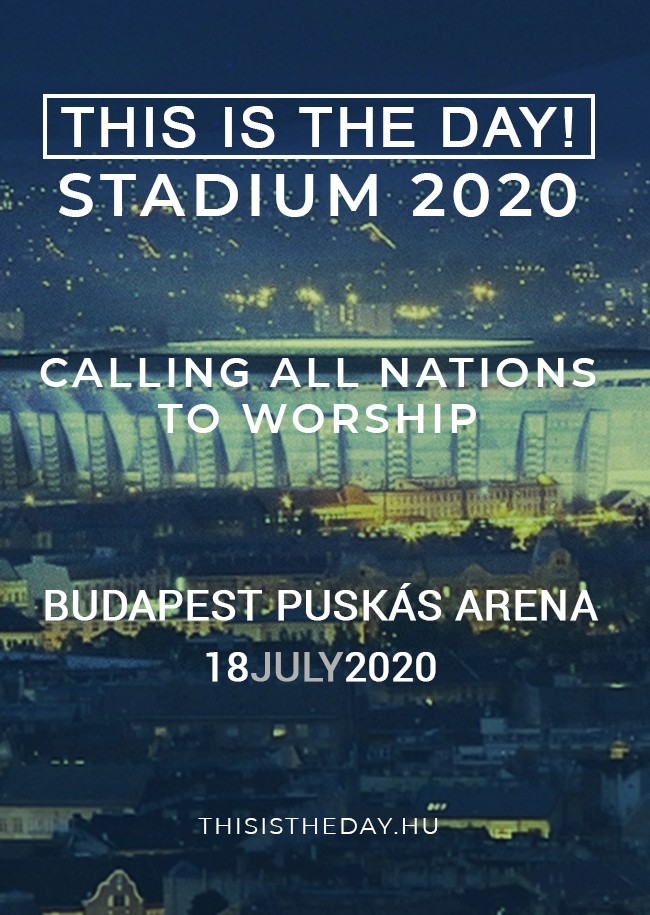 This is the day! Stadium 2020 – LIFE