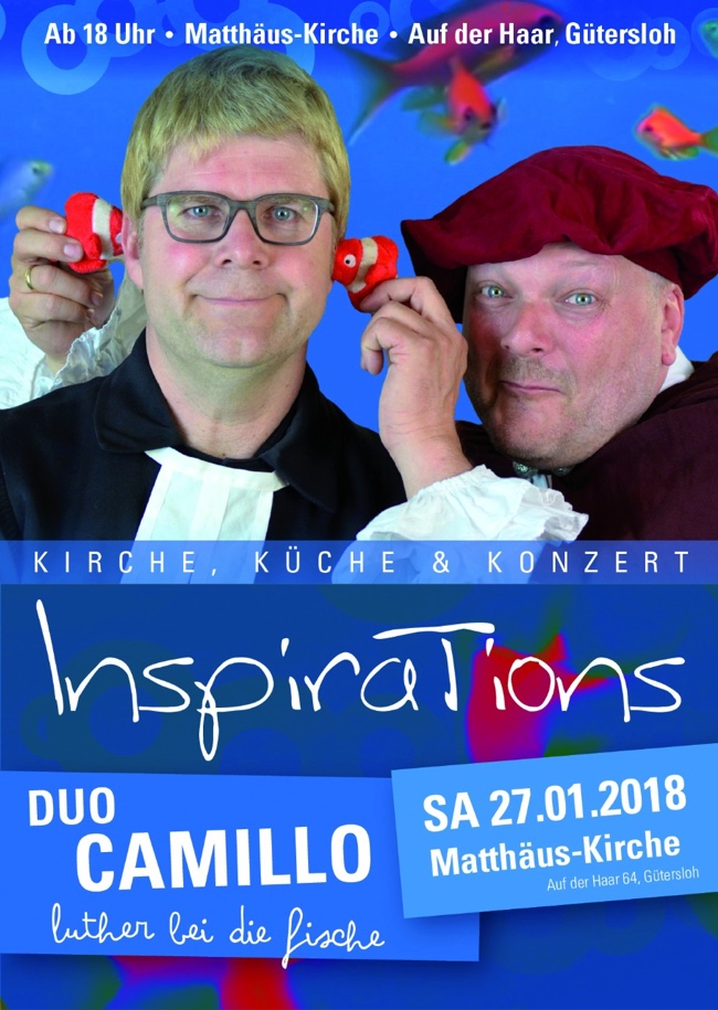 Inspirations 2018 - mit DUO CAMILLO